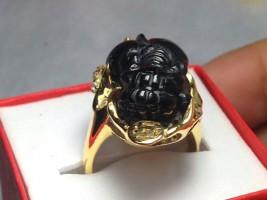 Cách đeo nhẫn tỳ hưu để cả đời sung túc