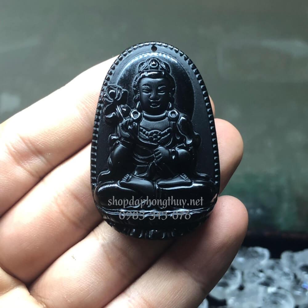 Phật bản mệnh đại thế chí bồ tát obsidian