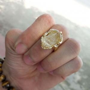 Nhẫn vàng tỳ hưu