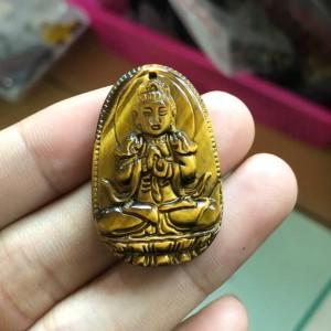 Phật bản mệnh như lai đại nhật mắt hổ vàng