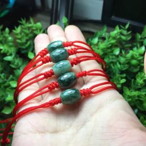 Vòng lu thống ngọc jadeit